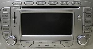 Ford Radio Reparatur